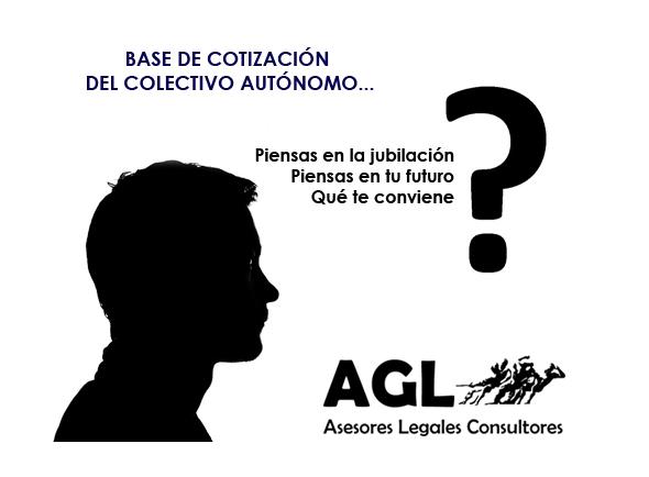 ¿Te interesa cambiar la base de cotización de autónomos?