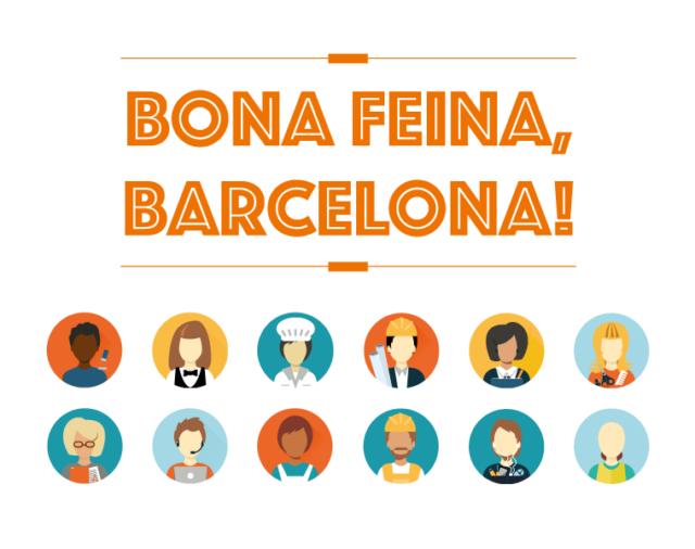 Ayudas del Ayuntamiento de Barcelona para la contratación de personal