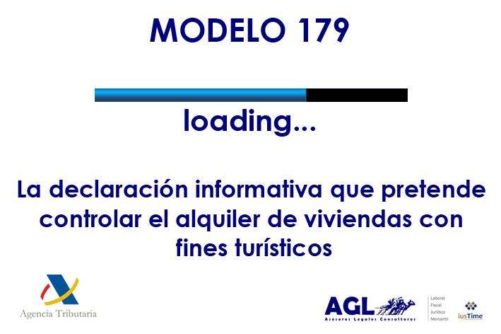 Nuevo Modelo 179, declaración informativa de la cesión de uso de viviendas con fines turísticos