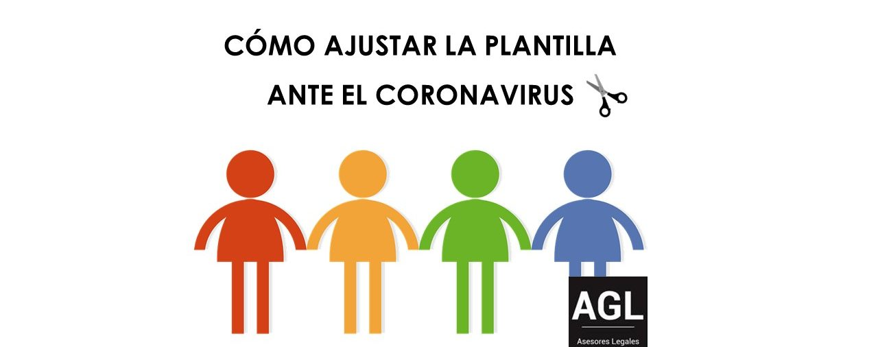 ¿CÓMO AJUSTAR LA PLANTILLA ANTE EL CORONAVIRUS. TE EXPLICAMOS QUÉ ES UN ERTE